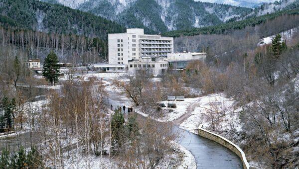 Курорт Белокуриха. Архивное фото