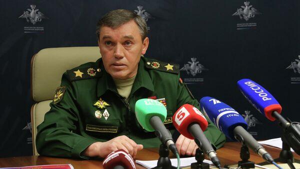 Начальник Генштаба ВС РФ Валерий Герасимов. Архивное фото