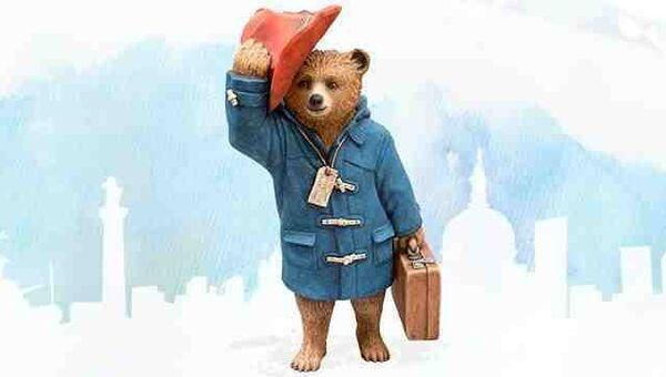 Образ медвежонка Паддингтона от его создателя писателя Майкла Бонда