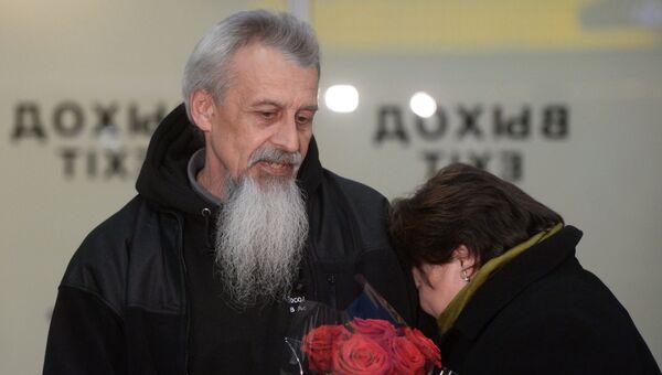 Российский летчик Павел Петренко освобожден из плена талибов в Афганистане