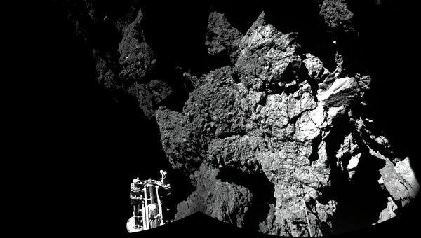 Посадочный модуль космического аппарата Розетты Фил. Архивное фото
