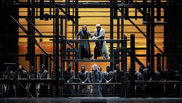 Премьера Хованщины в Венской опере