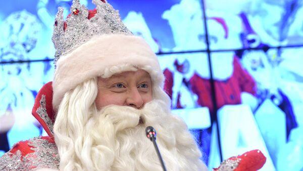 Главный Дед Мороз России, архивное фото