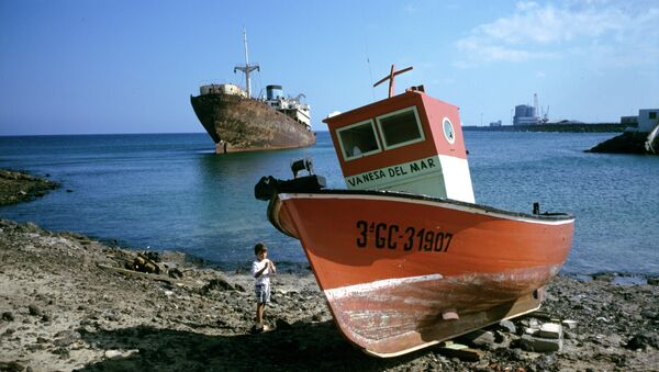 Канарские острова, Архивное фото