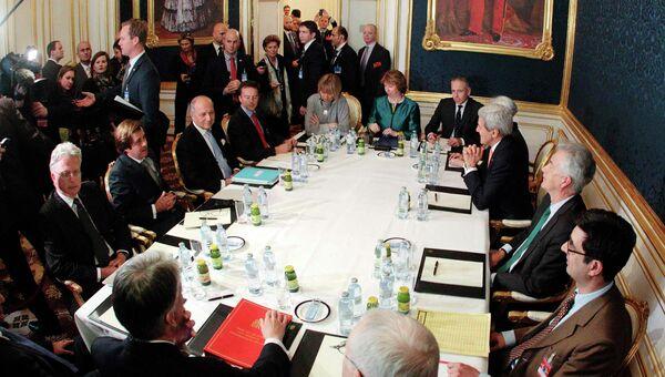 Переговоры по иранской ядерной проблеме в Вене, 21 ноября 2014