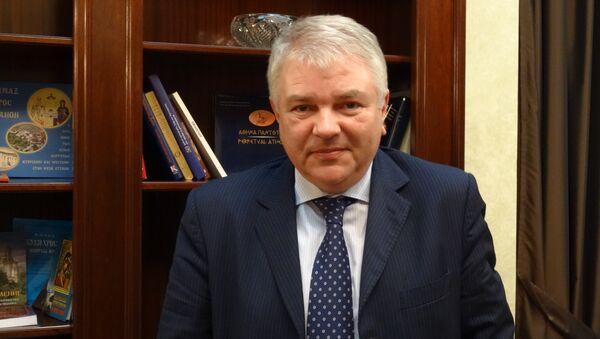 Замминистра иностранных дел России Алексей Мешков. Архивное фото