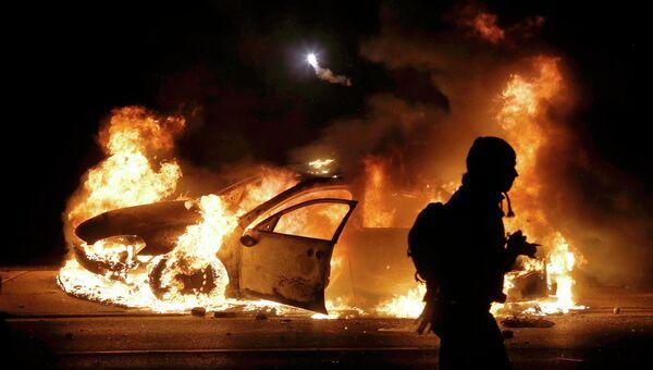 Беспорядки в городе Фергюсон
