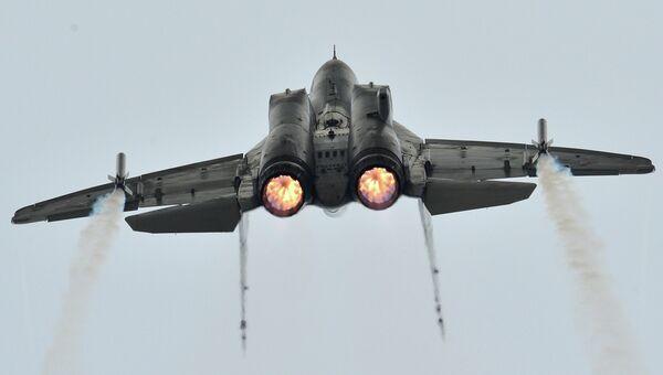 Истребитель МиГ-35. Архивное фото