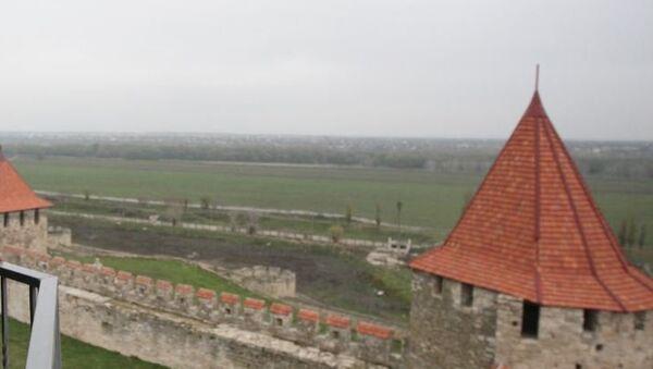 Историко-археологический комплекс Бендерская крепость, Молдавия. Архивное фото