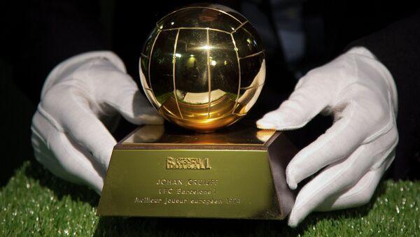 Награда Золотой мяч, архивное фото