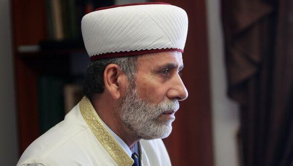 Муфтий мусульман Крыма Эмирали Аблаев