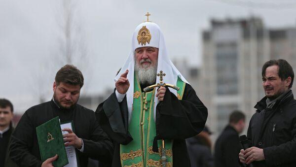 Визит Патриарха Московского и всея Руси Кирилла в Ленинградскую область