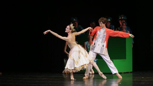 Балет Конек-горбунок в постановке Мариинского театра