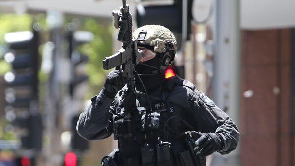 Полиция в Сиднее