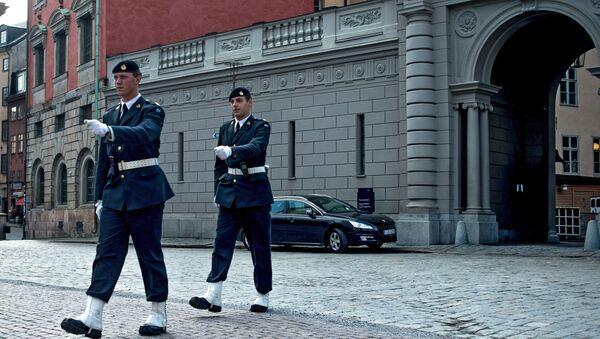 Города мира. Стокгольм. Швеция. Архивное фото