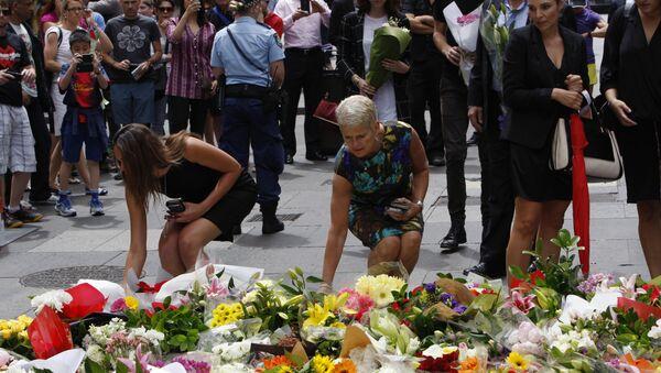 Сотни людей собрались в Сиднее, чтобы почтить память погибших