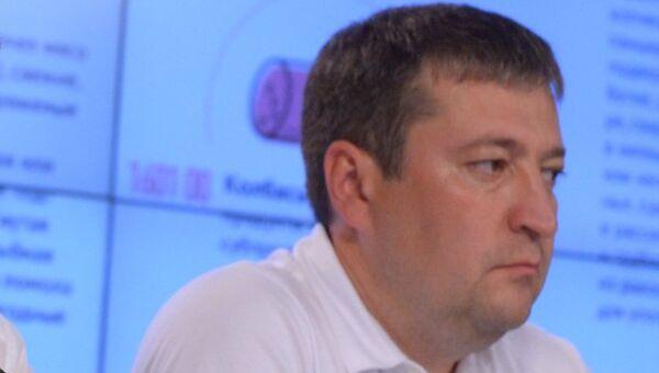 Председатель комиссии Общественной палаты РФ по развитию малого и среднего бизнеса Дмитрий Сазонов