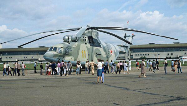 Многоцелевой транспортный вертолет Ми-26