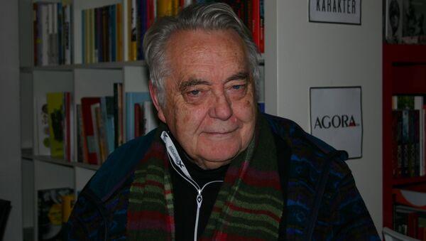 Глава International Communication Forum Бернард Маргорит
