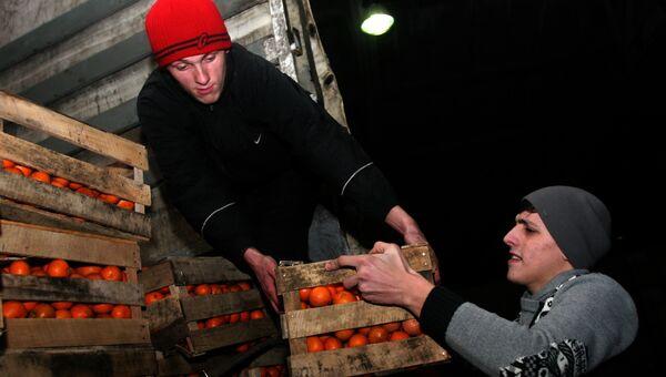 Гуманитарный груз из Абхазии доставлен в ДНР