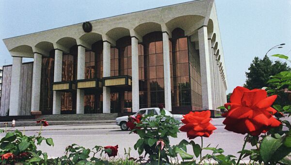 Зал Дружбы в Кишиневе. Архивное фото