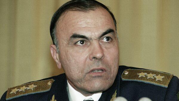 Генерал армии Виктор Прудников, архивное фото