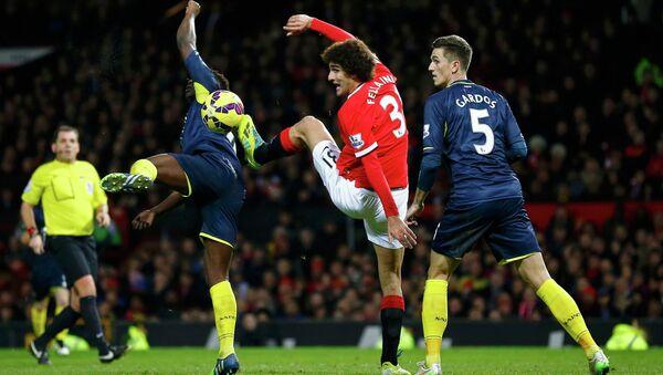 Манчестер Юнайтед - Саутгемптон. Чемпионат Англии по футболу