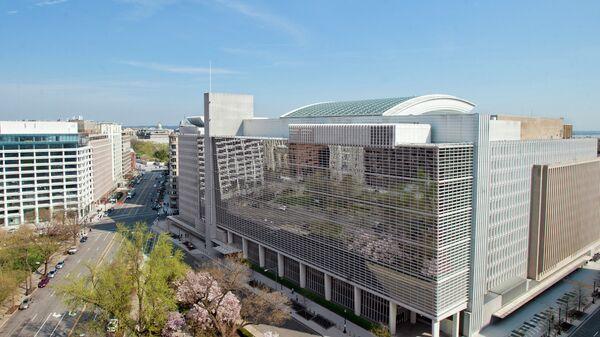 Здание Всемирного банка в Вашингтоне, архивное фото