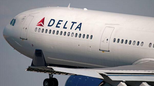 Самолет Delta. Архивное фото