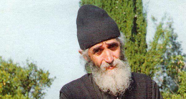 Паисий Святогорец, канонизированный Константинопольской православной церковью 13 января 2015
