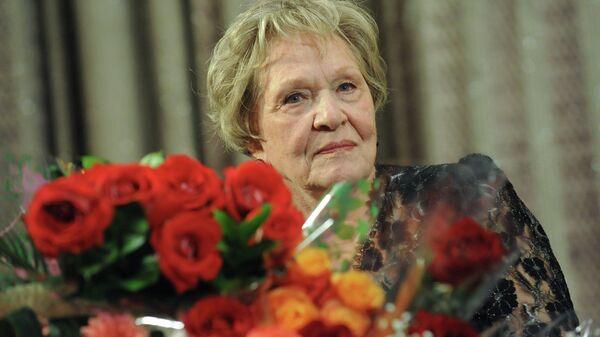 Актриса Римма Маркова. Архивное фото