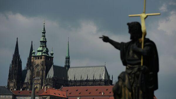 Города мира. Прага. Архивное фото.