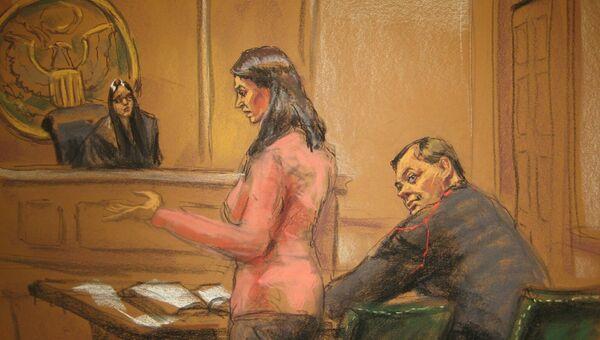 Евгений Буряков, обвиняемый в США в шпионаже в пользу России
