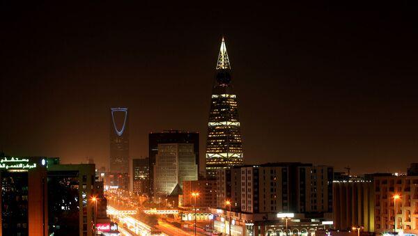 Вид на Эр-Рияд, Саудовская Аравия