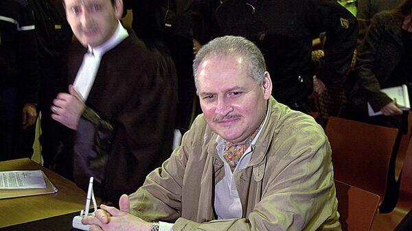 Международный террорист Ильич Рамирес Санчес. Архивное фото