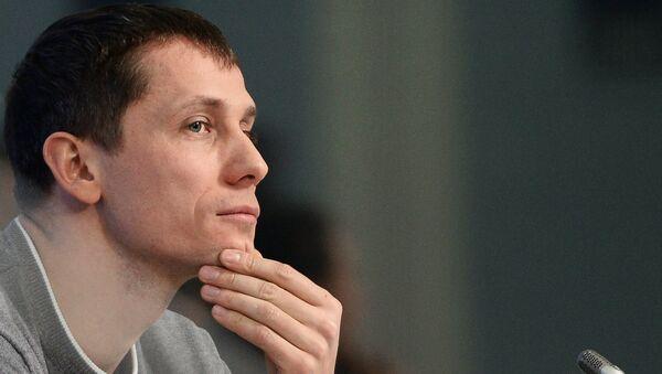 Олимпийский чемпион, чемпион мира, трехкратный чемпион Европы Юрий Борзаковскийю Архивное фото