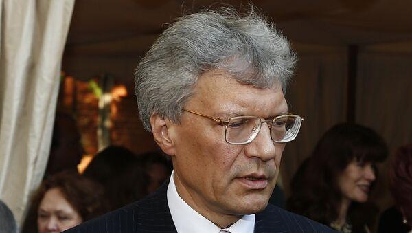 Посол России в Италии Сергей Разов. Архивное фото