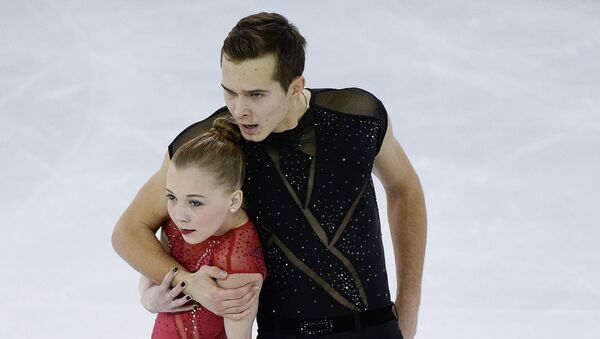 Мария Выгалова и Егор Закроев. Архивное фото