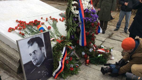 Память погибшего при освобождении Польши генерала Черняховского почтили в Пененжно