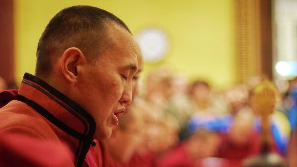Буддийский ритуал Дугжууба