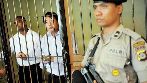 Австралийцы Мьюран Сукумаран и Эндрю Чан, приговоренные к смертной казни