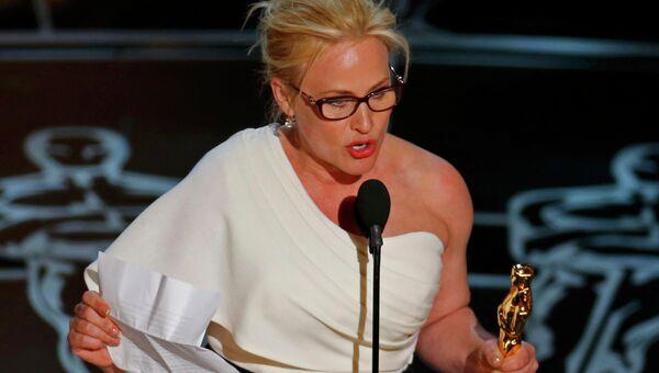 Патриция Аркетт завоевала премию Оскар за Лучшую женскую роль