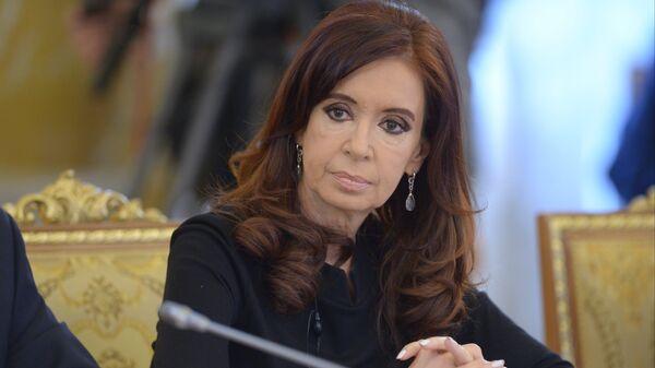 Экс-президент Аргентины Кристина Фернандес де Киршнер