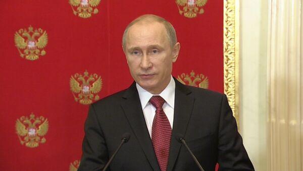 Отношения РФ и ЕС и мирный процесс на Украине – о чем говорили Путин и Ренци