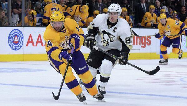 Матч Питтсбург - Лос-Анджелес в НХЛ, 7 марта 2015