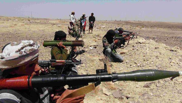 Боевики в Йемене, 7 марта 2015