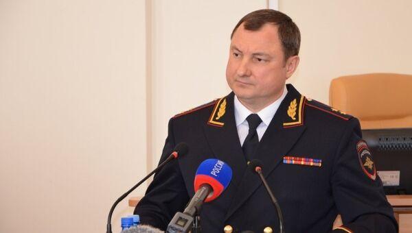 Министр внутренних дел по Кабардино-Балкарской Республике генерал-лейтенант полиции Сергей Васильев. Архивное фото