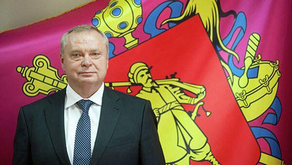 Бывший глава Запорожской областной администрации Александр Пеклушенко. Архивное фото