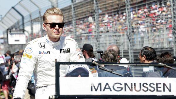 Кевин Магнуссен перед Гран-при Австралии, 15 марта 2015 г
