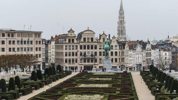 Города мира. Брюссель. Архивное фото